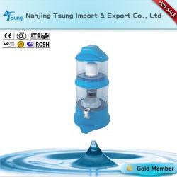 Бутылка минеральной воды в горшочках 16L Голубой для домашнего использования