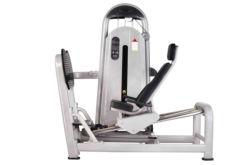 Gymnase de l'équipement de la machine de conditionnement physique presse jambes