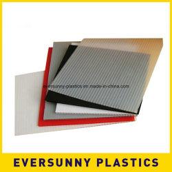 Polipropileno de alta calidad para el paquete de hojas de plástico corrugado