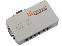 طراز محول من VGA إلى Video رقم Ts411