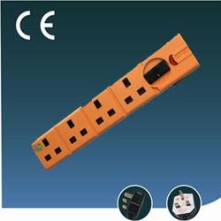 Wire를 가진 4가지 방법의, 영국 Electrical Switch Socket
