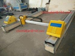 Fornecedor de fábrica máquina de corte CNC do Gantry do Cortador de Plasma Grande com a perfuração