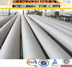 La norme ASTM A312/A213/A249/270/A554 pour tuyau en acier inoxydable sans soudure en Chine
