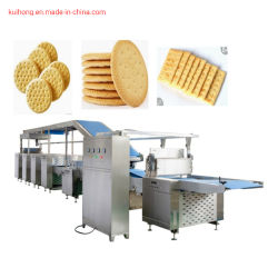 Export Standard Biscuit Making Machine mit Ce-Zertifikat