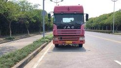 Utilisé à benne basculante, utilisé la remorque de camion, utilisé le module JAC Tipper, utilisé pour la vente de camion remorque à plat