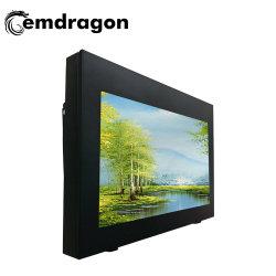 43 pouces écran horizontal Air-Cooled Wall Hanging Publicité de plein air de la publicité La publicité de l'écran LCD de la machine de l'écran Table Fashionale Multi Touch