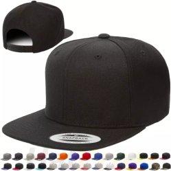 도매 주문 면 아크릴 모직 3D 자수 Snapback 모자, Snapback 모자