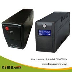SMD-Pコンピュータのための情報処理機能をもったオフ・ラインAVR 500va UPSのバックアップ電源