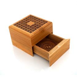 أفضل سعر متعدد الأغراض صندوق البخور الخشبي متعدد المسام ل ملف البخور