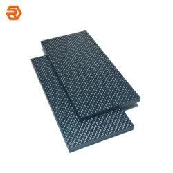Vollständiges 3K-Glasfaserblech/Platte/Platte