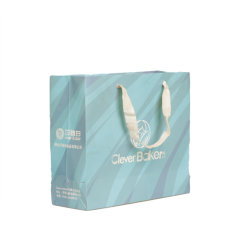 Новый стиль нестандартного формата бумаги свадебный подарок в салоне, оформление упаковки