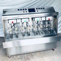 Sachet Water Juice Drink Vloeibare Yoghurt Bopp Gelamineerde Ldpe Plastic Bag Filling Packing Machine Te Koop