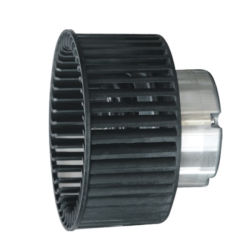 160mm DC CE encaminhadas ventilador centrífugo curvos Ventilador industrial para o Resfriador do Ar de Escape com baixo consumo de energia