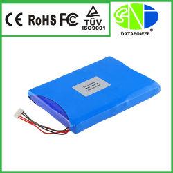 Premier fournisseur ultra mince 14,8 V 5 Ah Pack de batterie polymère de lithium
