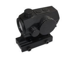 Tactical Mini Rojo/Verde Reflex alcance un punto de vista Qd-Quick rápido montaje vertical