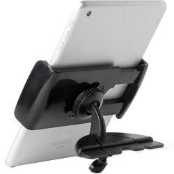 Teléfono móvil/Tablet PC Soporte de montaje de la ranura de CD, titular de la móvil apto para coches y autobuses