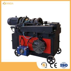 Automatischer hydraulischer verlegter Maschinen-Stab-Gewinde-Walzen-ProzessRebar, der Maschine verlegt