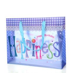 Рекламные моды в подарочной упаковке дамской сумочке пластиковые мешки для магазинов