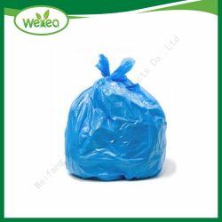 Saco de lixo lixo coloridos de plástico Wc Cozinha Sacos de resíduos de limpeza