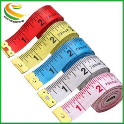 Оптовая торговля пользовательских печатных пластиковая лента измерьте/наклейка с мерной лентой