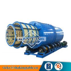Impianto di lavaggio rotativo per la macchina di lavaggio della rondella della strumentazione del minerale metallifero dell'argilla