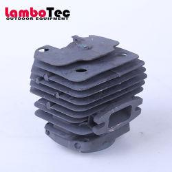 Haute qualité Lambotec 4500 5200 5800 Pièces de Rechange de tronçonneuse bloc de tête de cylindre