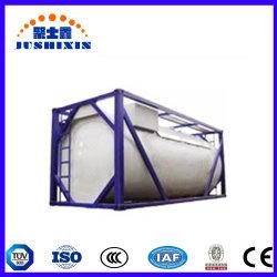 20FT ISO contentor 20FT líquido do tanque de transporte do contentor 20FT Betume a granel contentor