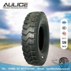 11.00R20 Alle Stahl-Radial-LKW-Reifen, AR5251 AULICE TBR/OTR-Reifen Fabrik, Abbau-Duty-Truck-Reifen, ausgezeichnete Überlastbarkeit, Bodenhaftung, Durchstichfestigkeit