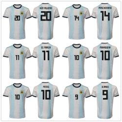 Argentine Équipe nationale 2019 accueil authentique Maillot de football