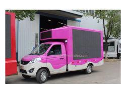 Foton señal LED móvil publicidad al aire libre para la exportación de vehículos