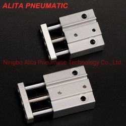 Mgpm пневматический цилиндр с гидом компактный подшипник скольжения цилиндров