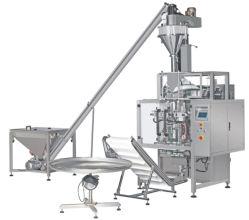 大きい縦の自動洗浄力がある粉袋のパッキング機械