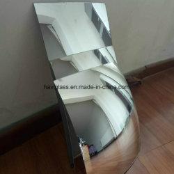 1,8 mm 2,0 mm 305*407mm de alta calidad Auto espejo convexo del espejo retrovisor del espejo retrovisor lateral