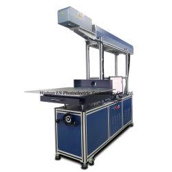 Graveur laser CO2 pour la publicité de l'industrie de la machine