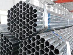 Tuyau en acier personnalisés Ms Gi /ers, SHS, CHS, tube galvanisé à chaud TUBE /Pregalvanized laminés à froid /Tube en acier galvanisé
