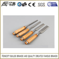 Madeira ferramentas de forja cinzel mais firme com alça de dureza