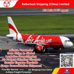 中国からのマレーシアLabuan (LBU)空港ロジスティクスの航空貨物の発送料への運送業者