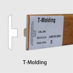 MDF Пол деревянный пол ламината Tmolding обтекатели понижающего редуктора привода вспомогательного оборудования