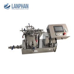 Hemp CBD 오일 에탄올 추출 장비 필터 재킷 분리기 시스템 산업용 원심분리기 기계 가격