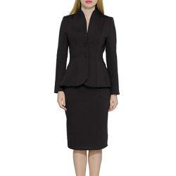 Uniformi su ordinazione dell'ufficio del vestito di affari di alta qualità per le donne