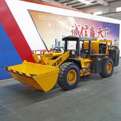 Mini chargeuse à roues d'exploitation minière de haute qualité pour la vente
