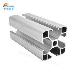 Kundenspezifisches Farbe V-Gekerbtes industrielles Aluminiumprofil, das auf Kühler zutrifft