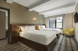 Precio al por mayor Habitación de hotel moderna Personalizar muebles dormitorio en suite (HD0003)