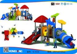 Парк развлечений оборудование с помощью слайд (YL-S126)
