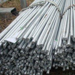 건축재료 ASTM A36 온화한 강철 모양없이 한 바 강철 둥근 바
