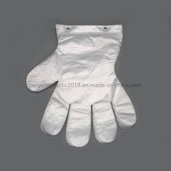 工場価格の使い捨て可能なPEの手袋