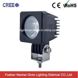 Profil bas 2pouce 10W 4X4 LED feux de route