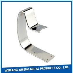 Sellado de lámina metálica doblando la soldadura de piezas de acero inoxidable y fabricación de productos de corte por láser