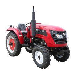 Fabriqué en Chine usine de machines agricoles d'alimentation du tracteur 30 HP, 40 HP, 45 HP, 50 HP ferme, Diesel, Marche à Pied, le mini tracteur