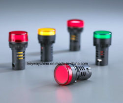 5年の保証が付いているLEDの試験ライト表示ランプ